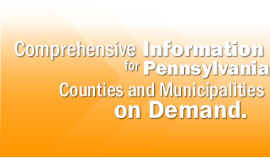 PA Municipalities Info